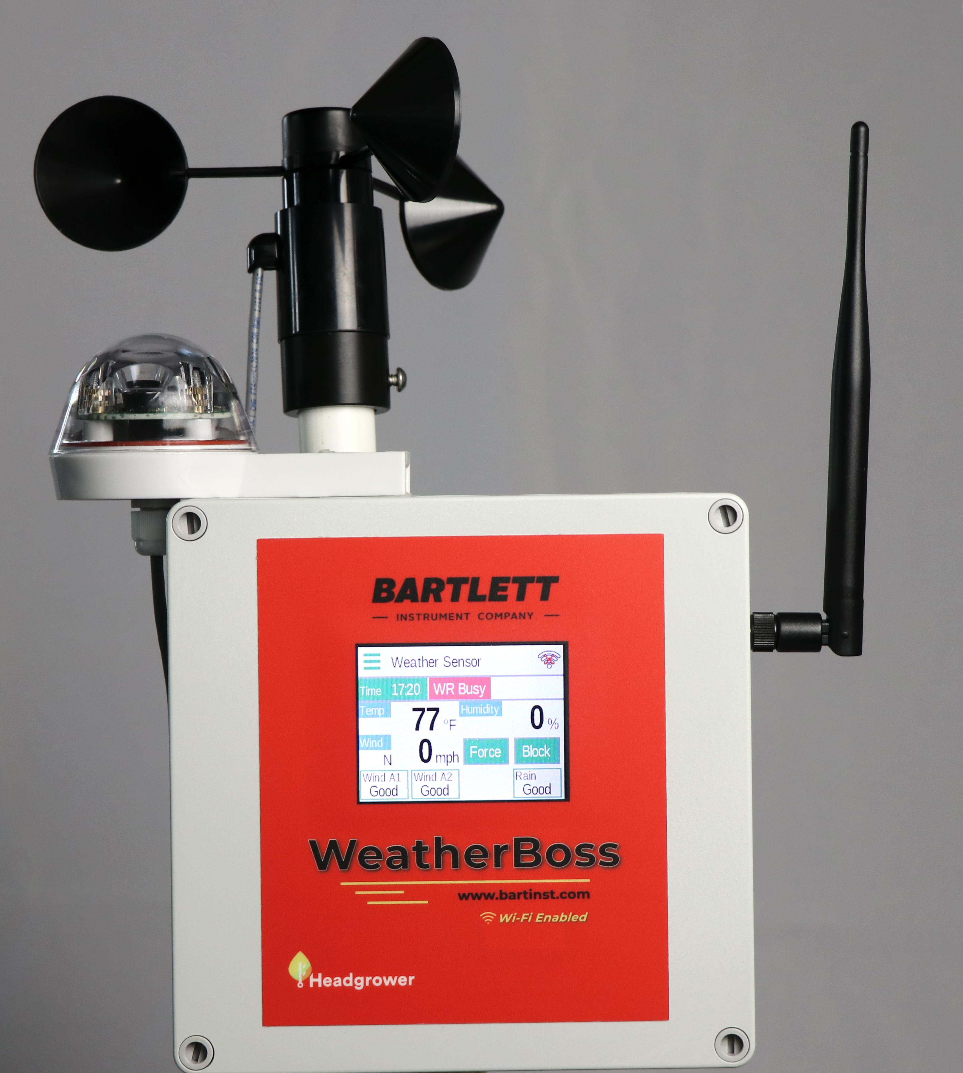 Weatherboss   1