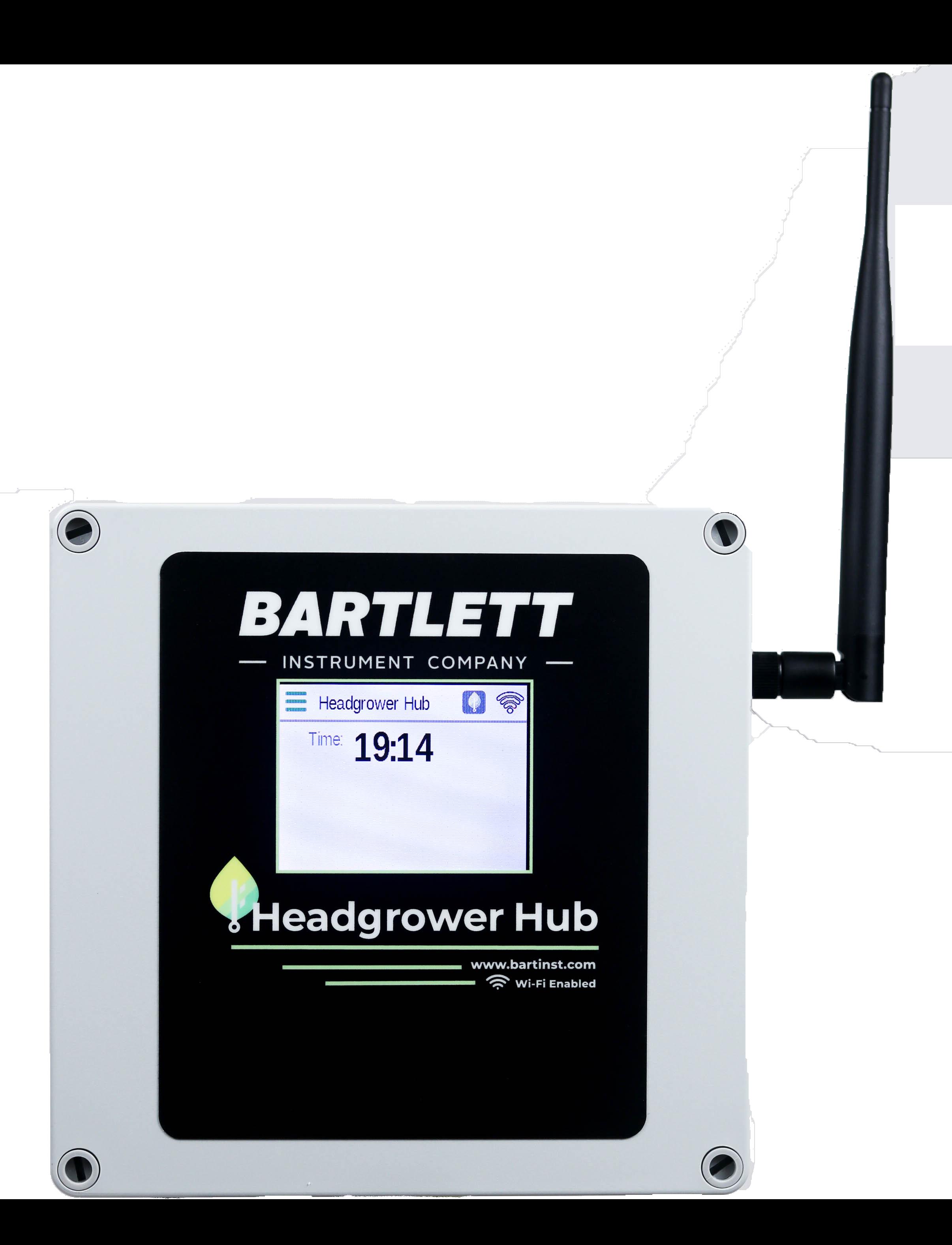 Headgrower hub transparent